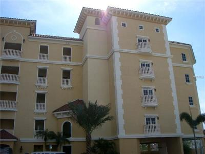 Clearwater Beach Condo For Sale: 205 Brightwater Drive #303