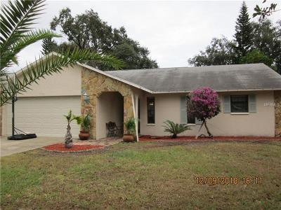 Clearwater Single Family Home For Sale: 1725 Grove Drive