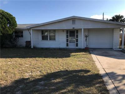 Holiday Single Family Home For Sale: 4822 Trafford Road