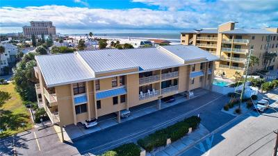 Clearwater Beach, Indian Rocks Beach, Indian Shores, Redington Beach, Redington Shores, Madeira Beach, Treasure Island, Tierra Verde, Belleair Beach, St. Pete Beach, Treasure Island  Condo For Sale: 15 Glendale Street #B6