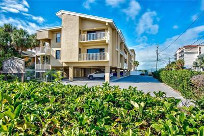 Clearwater Beach, Indian Rocks Beach, Indian Shores, Redington Beach, Redington Shores, Madeira Beach, Treasure Island, Tierra Verde, Belleair Beach, St. Pete Beach, Treasure Island  Condo For Sale: 15 Glendale Street #B7