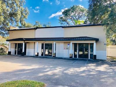 Pinellas County Commercial For Sale: 2751 Roosevelt Boulevard #1-4