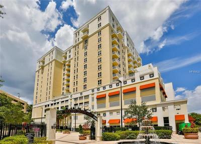 Clearwater Condo For Sale: 628 Cleveland Street #1010