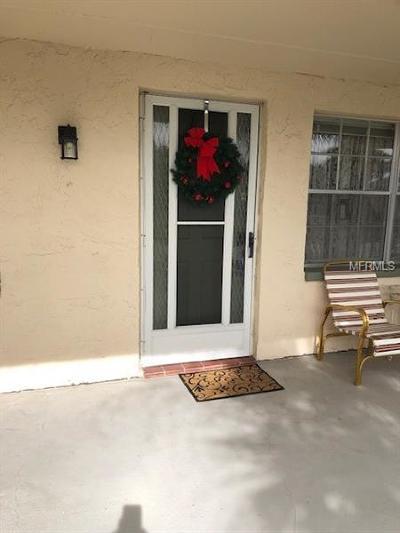 Seminole Condo For Sale: 11720 Park Boulevard #206