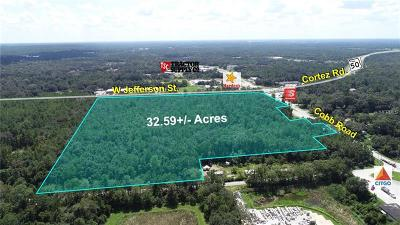 Hernando County, Hillsborough County, Pasco County, Pinellas County Residential Lots & Land For Sale