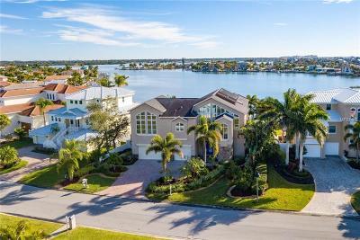 N. Redington, North Redington Beach Single Family Home For Sale: 17011 Dolphin Drive
