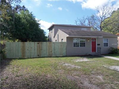 St Petersburg Single Family Home For Sale: 3860 13th Avenue S