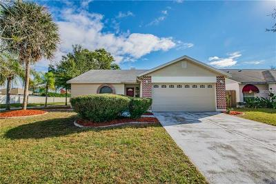 Hillsborough County Single Family Home For Sale: 12902 Tikiwood Court