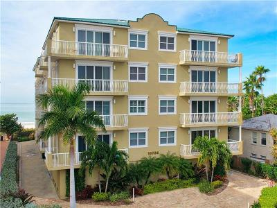Indian Shores Condo For Sale: 19734 Gulf Boulevard #301