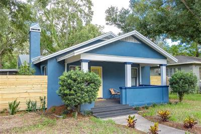 Pinellas County Single Family Home For Sale: 1916 Burlington Avenue N