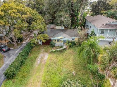 Crystal Beach Single Family Home For Sale: 125 Crystal Beach Avenue
