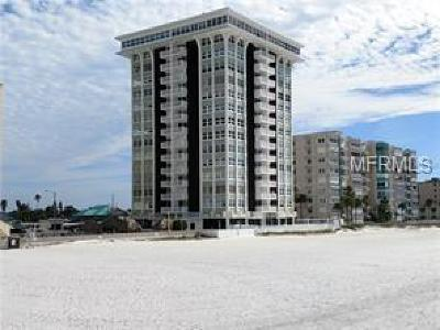 Redington Shores Condo For Sale: 17408 Gulf Boulevard #602