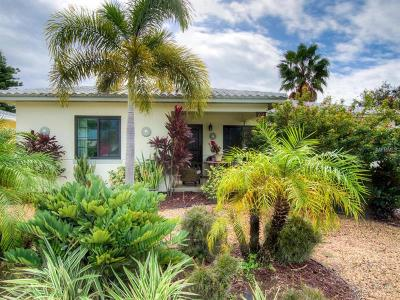 St Pete Beach Single Family Home For Sale: 440 80th Avenue