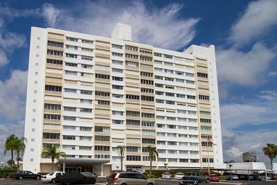 Clearwater Beach Condo For Sale: 31 Island Way #1001