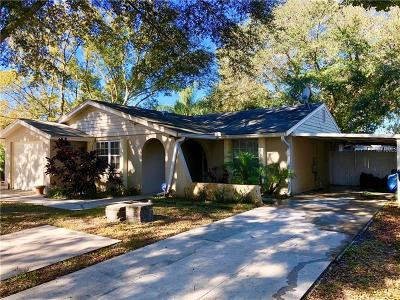 Tampa Single Family Home For Sale: 16002 Saddle Creek Drive