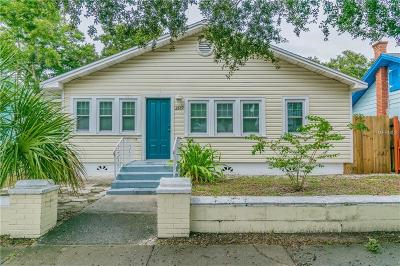 Gulfport FL Single Family Home For Sale: $425,000