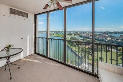 Treasure Island Condo For Sale: 10355 Paradise Boulevard #905