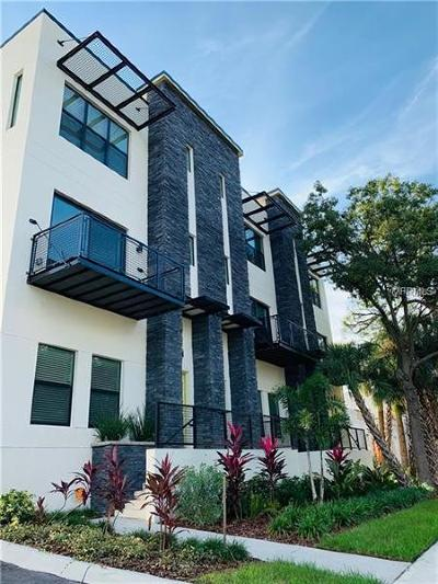 Tampa Townhouse For Sale: 4810 W McElroy Avenue #7