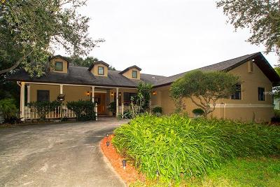 Palm Harbor Single Family Home For Sale: 316 Klosterman Road W
