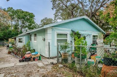 Tarpon Springs Single Family Home For Sale: 728 E Spruce Street