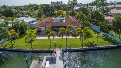 Treasure Island Single Family Home For Sale: 47 Dolphin Drive