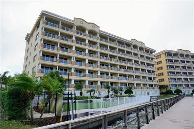 Redington Beach, Redington Shores Condo For Sale: 17745 Gulf Boulevard #202