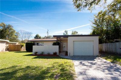 Seminole Single Family Home For Sale: 10438 Valencia Road