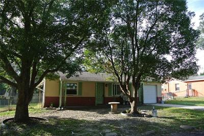 Brooksville Single Family Home For Sale: 27132 Thorncrest Avenue