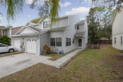 Tampa Townhouse For Sale: 5213 Corvette Drive