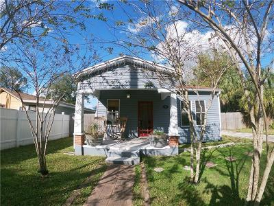 Tampa Single Family Home For Sale: 209 W Idlewild Avenue