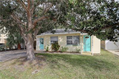 Indian Rocks Beach Single Family Home For Sale: 120 10th Avenue