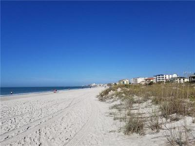 Madeira Beach, Madiera Beach Condo For Sale: 13195 Gulf Lane #202