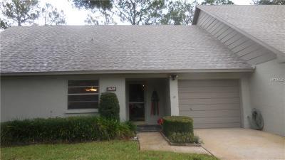 Clearwater Villa For Sale: 3405 Rochelle Court