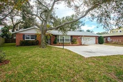 Seminole Single Family Home For Sale: 13346 84th Terrace