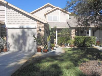 New Port Richey Townhouse For Sale: 6531 Thicket Trail