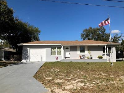 Palm Harbor Single Family Home For Sale: 87 Maple Avenue