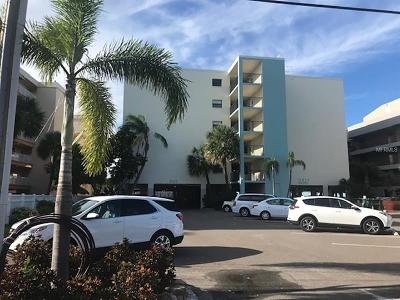 Madeira Beach Condo For Sale: 12924 Gulf Boulevard #211