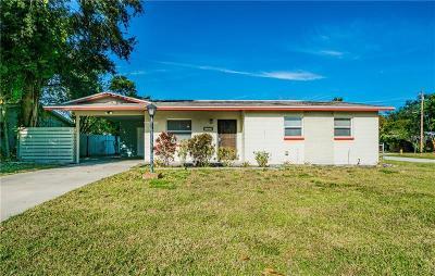 Seminole Single Family Home For Sale: 11013 Temple Avenue