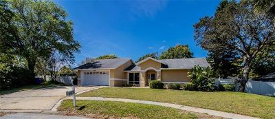 Palm Harbor Single Family Home For Sale: 1180 Ridgegrove Drive W