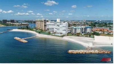 St Pete Beach Condo For Sale: 7000 Beach Plaza #506