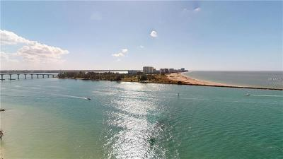 Clearwater Condo For Sale: 450 S Gulfview Boulevard #1708
