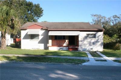 Single Family Home For Sale: 1312 E Sligh Avenue