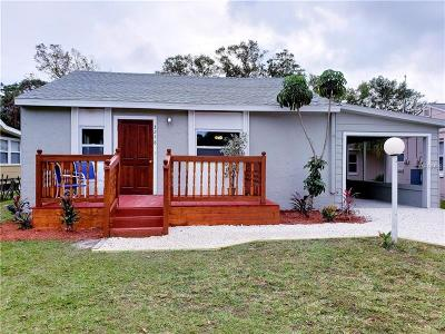 Hernando County, Hillsborough County, Pasco County, Pinellas County Single Family Home For Sale: 3278 56th Avenue N