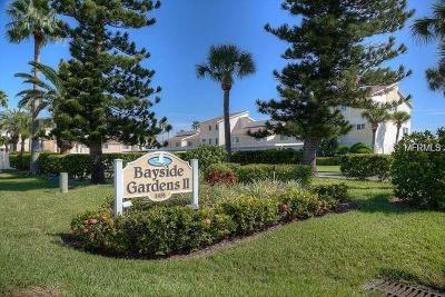 Clearwater, Clearwater Beach Rental For Rent: 1451 Gulf Boulevard #211
