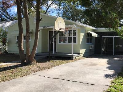 Gulfport FL Single Family Home For Sale: $198,000