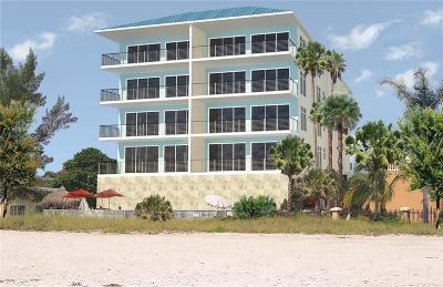 Indian Shores Condo For Sale: 19738 Gulf Boulevard #201-S