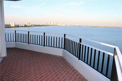 Tampa Condo For Sale: 3435 Bayshore Boulevard #1401S