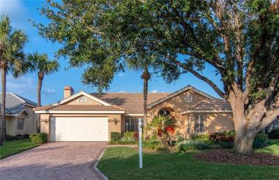 St Petersburg Single Family Home For Sale: 4635 Alisa Circle NE