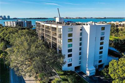 Hillsborough County, Pasco County, Pinellas County Condo For Sale: 220 Belleview Boulevard #801