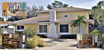 Clearwater Beach Single Family Home For Sale: 861 Mandalay Avenue